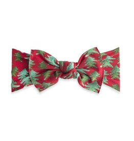 Printed Knot, Holiday Pine