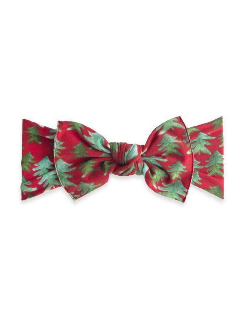 Printed Knot, Holiday Pine
