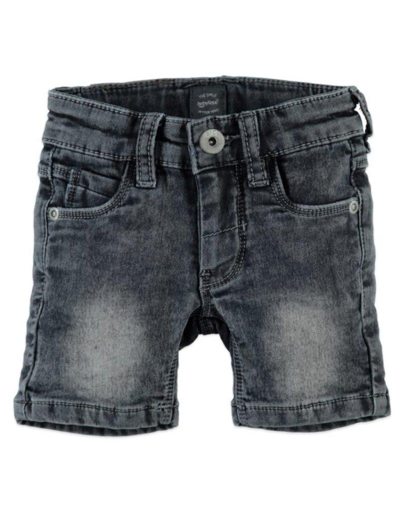 Boy Jogg Shorts - Blue Grey Denim