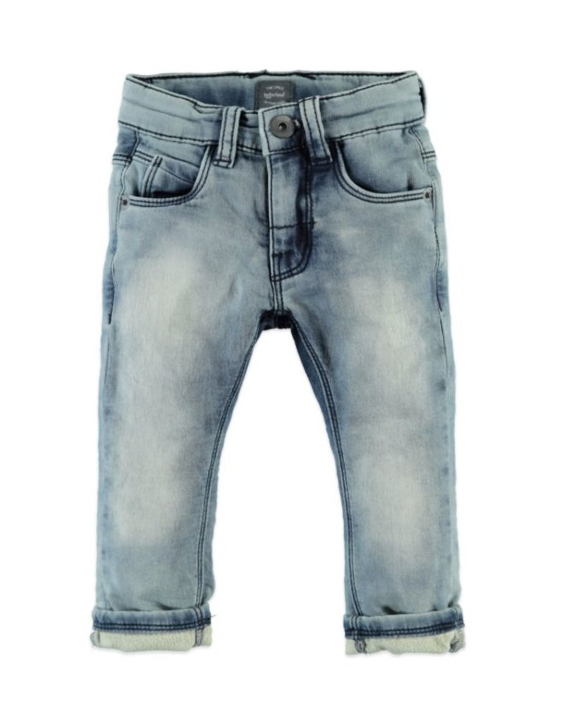 Boy Jogg Jeans - Medium Blue Denim