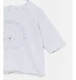 Lion Fleece Sweater, Glaze