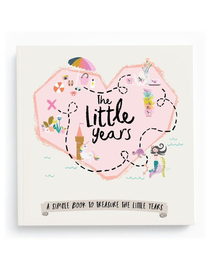 The Little Years Toddler Book - Girl