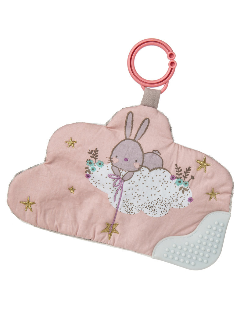 Mary Meyer Crinkle Teether, Blush Bunny