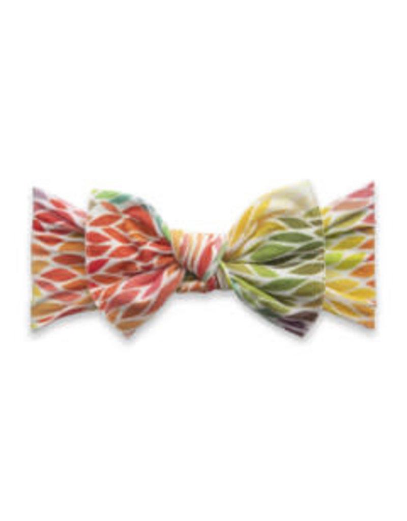Printed Knot, Mosaic Leaf