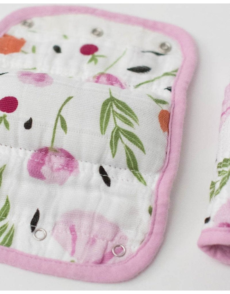 Car Seat Strap Covers - Berry & Bloom