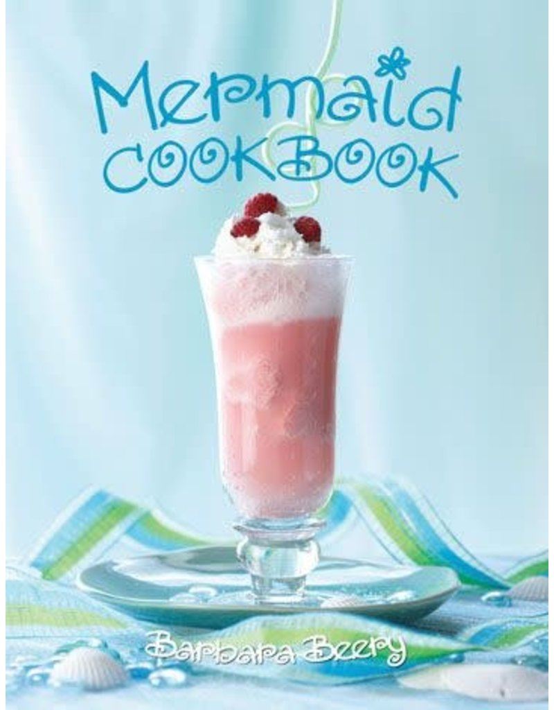 Gibbs Smith Mermaid Cookbook