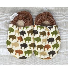 Bison Booties Bison Booties, Bison Herd