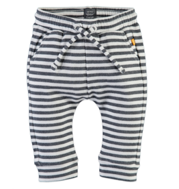 Baby Girl Sweats, Shadow Stripe