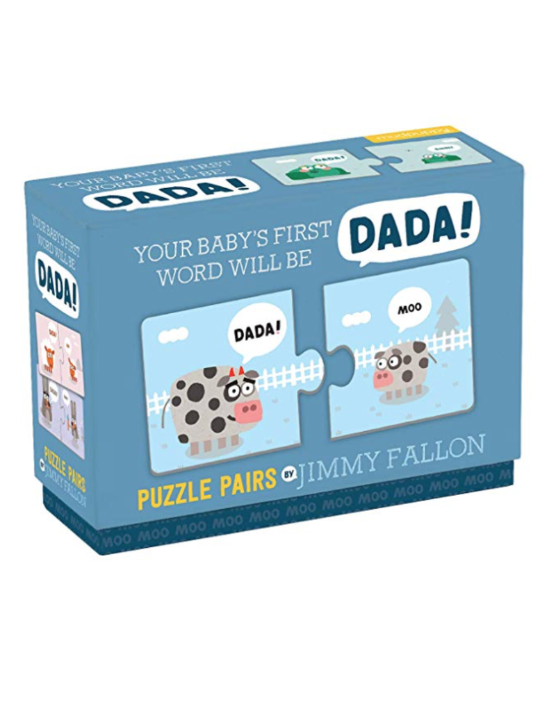 Puzzle Pairs, First Word Dada!