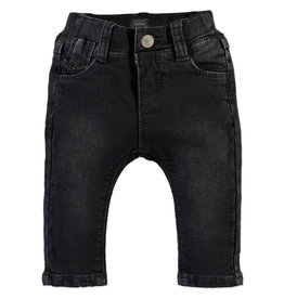 Baby Boy Jogg Jeans, Dark Grey