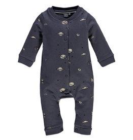 Baby Boy Suit, Smokey Blue