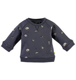 Baby Boys Sweatshirt, Smokey Blue