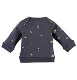 Baby Boys Sweatshirt, Smokey Blue
