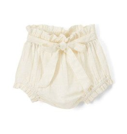 Yo Baby Diaper Cover with Belt, Ivory
