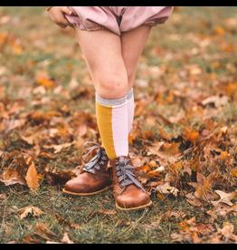 Little Stocking Co Golden Girl Knee Highs
