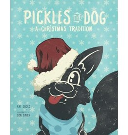 Pickles the Dog: A Christmas Tradition