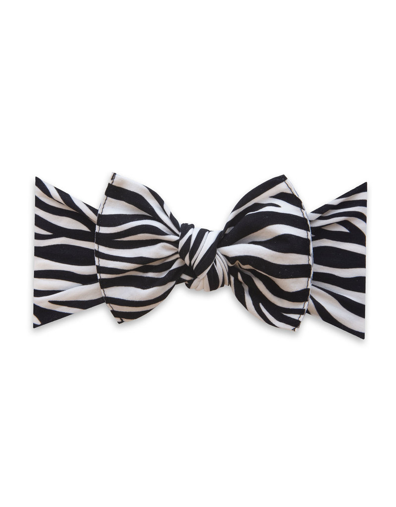 Printed Knot, Zebra