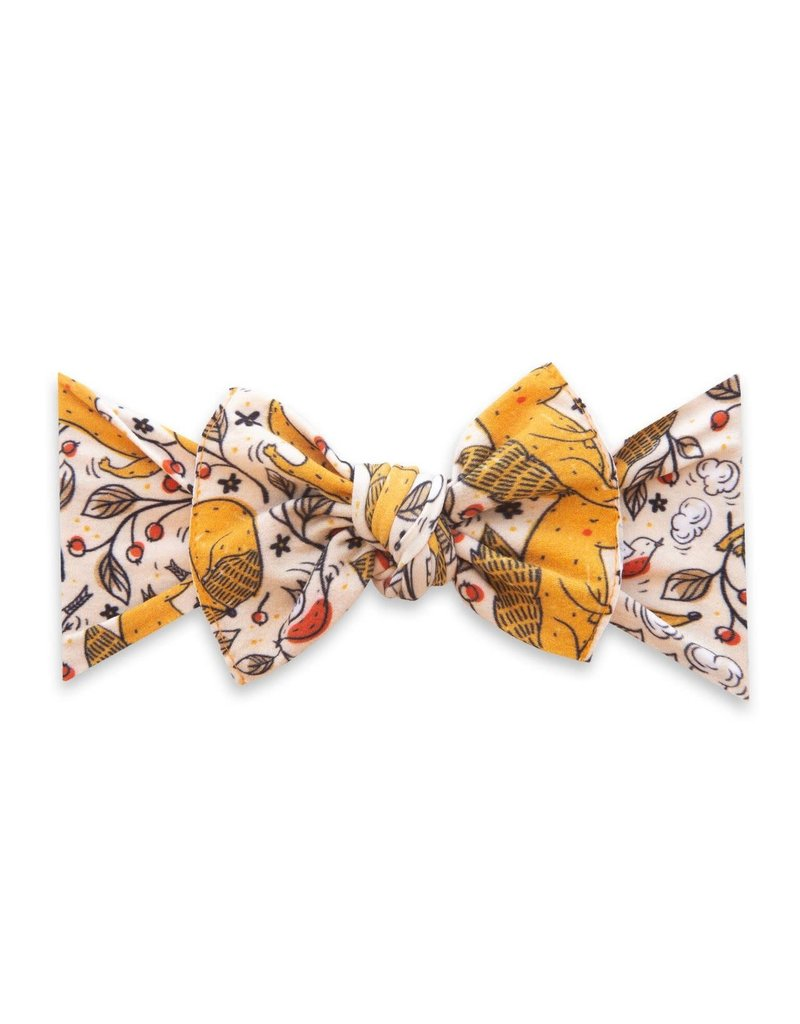 Printed Knot, Foxy