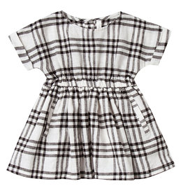 Rylee & Cru Check Kat Dress