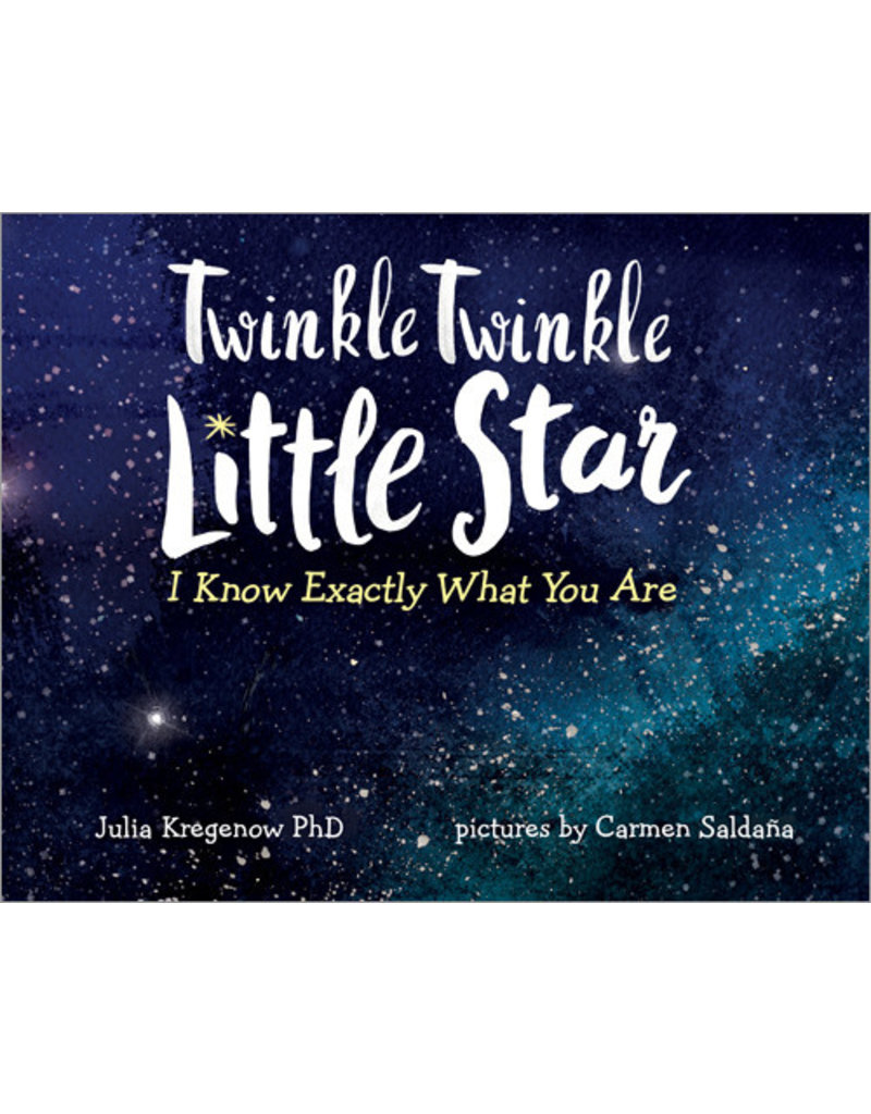 Sourcebooks Twinkle Twinkle Little Star, I Know Exactly What You Are