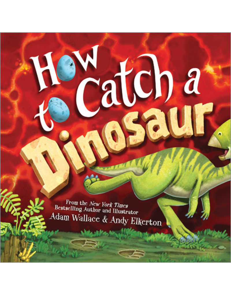 Sourcebooks How to Catch a Dinosaur