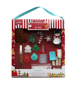 Handstand Kitchen Cookies for Santa Baking Set
