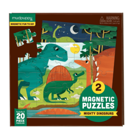 Magnetic Puzzle, Mighty Dinos