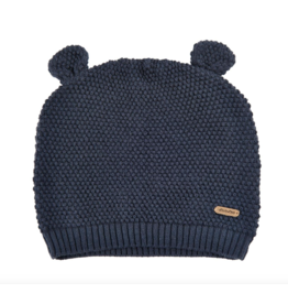 Knit Hat, Ombre Blue