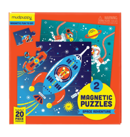 Magnetic Puzzle, Outer Space
