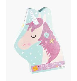 Floss & Rock 40 pc Jigsaw, Fairy Unicorn