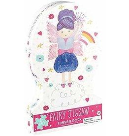 Floss & Rock 20 pc Jigsaw, Fairy Unicorn