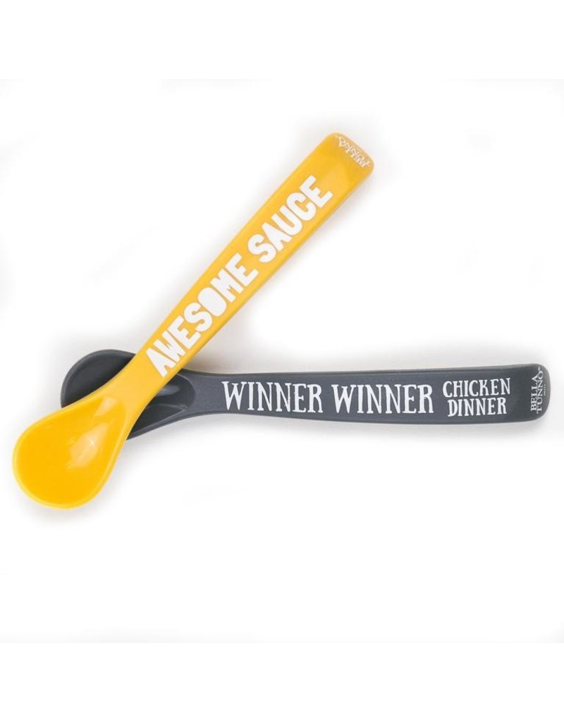 Wonder Spoon, Awesome Sauce/Winner