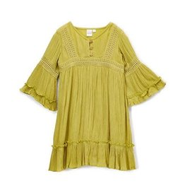 Yo Baby Amara Dress, Lime