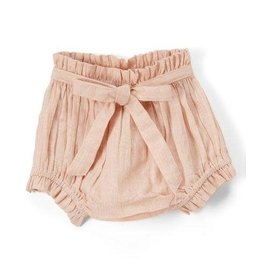 Yo Baby Diaper Cover with Belt, Peach