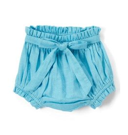 Yo Baby Diaper Cover with Belt, Teal