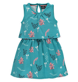 Under the Sea Dress, Sea Green
