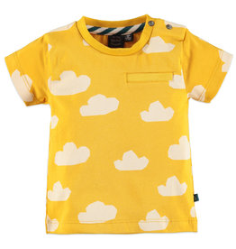 Baby Boys Tee, Buttered Popcorn