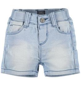 Baby Boy Jogg Jeans Short, Blue Den