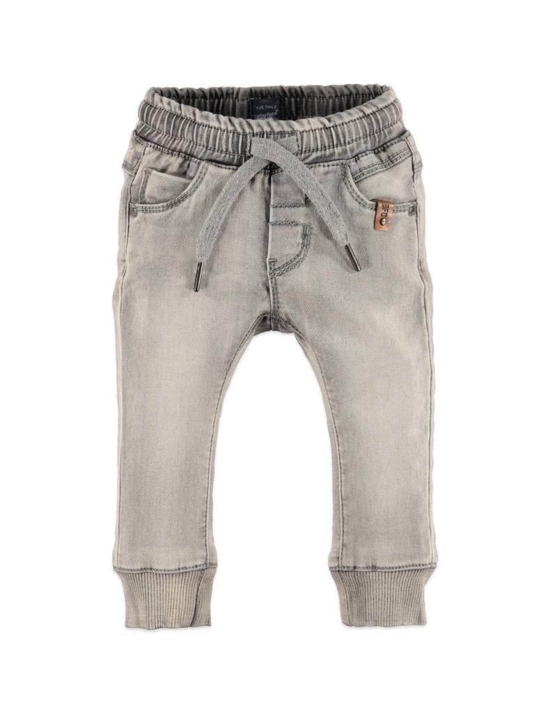 Boys Jogg Jeans, Mid Grey Den