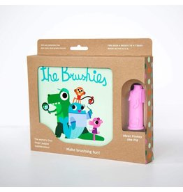 Pinkey the Pig & The Brushies Book