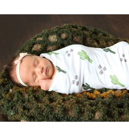 Prickly Party Swaddle