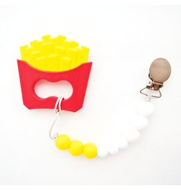 French Fry Silicone Teether