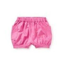 Pink Pocket Shorts