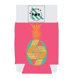 Pineapple Koozie