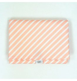 Simple Change Pad - Blush Stripe