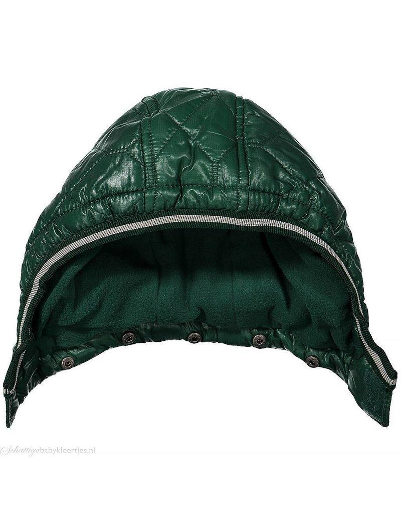 Boys Puffer Jacket Green