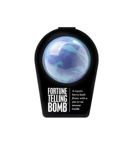 Fortune Telling Bomb Bath Fizzer