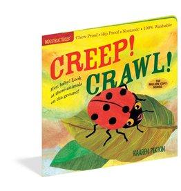 Indestructibles: Creep! Crawl!