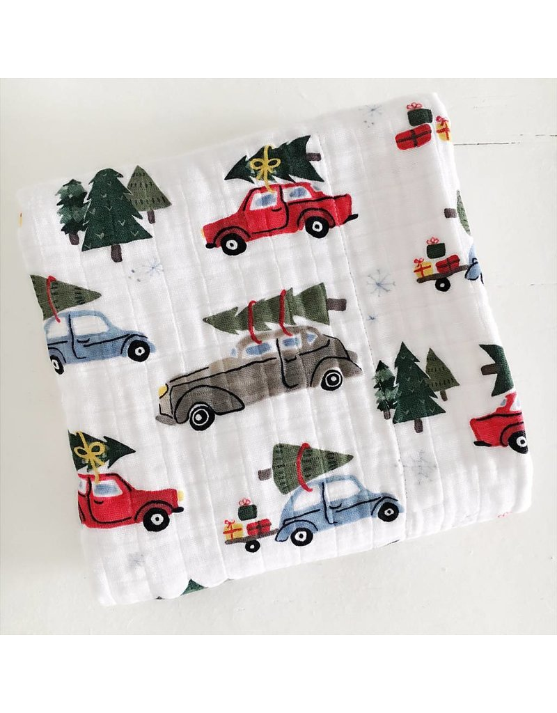 Cotton Muslin Quilt - Holiday Haul (Limited Edition)