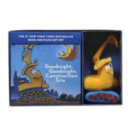 Goodnight, Goodnight Book + Plush Gift Set